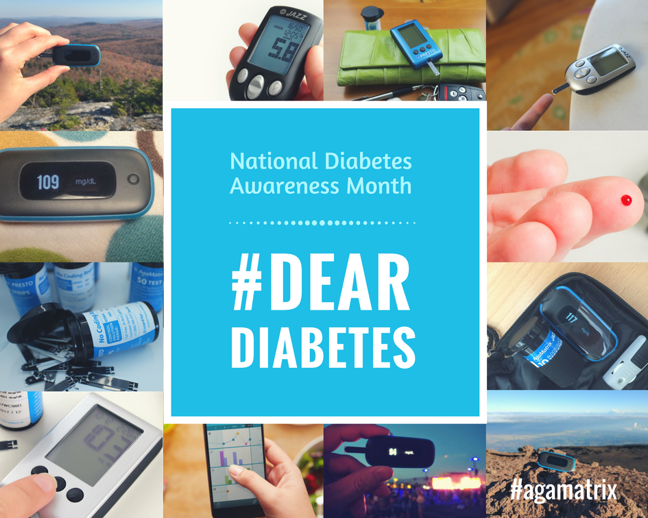 Supporting National Diabetes Awareness Month