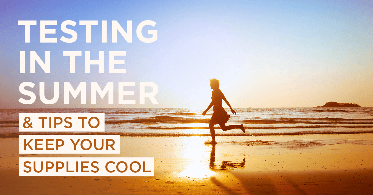 Top Tips for Summer Testing